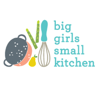 Big Girls Small Kitchen